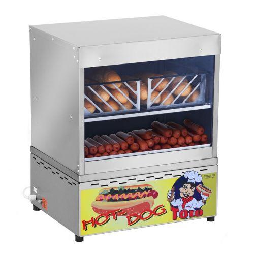 Аппарат для хот-догов паровой АПХ-П купить онлайн №1