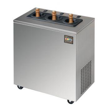 Экспресс охладитель для бутылок Italcil FS3X