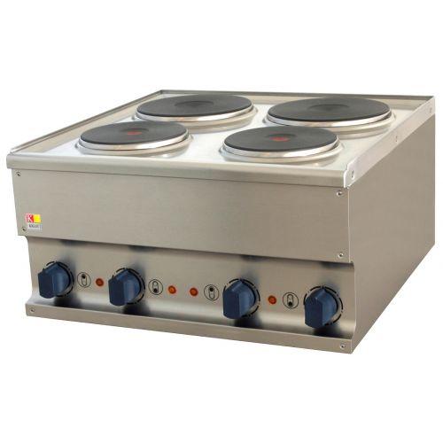 Плита электрическая промышленная Kogast ES 60