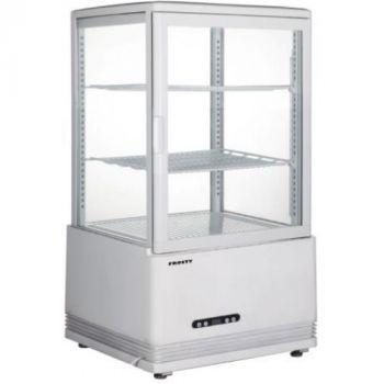 Витрина холодильная настольная FL-58, white - Frosty