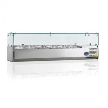 Витрина холодильная настольная  VK33-150-Tefcold