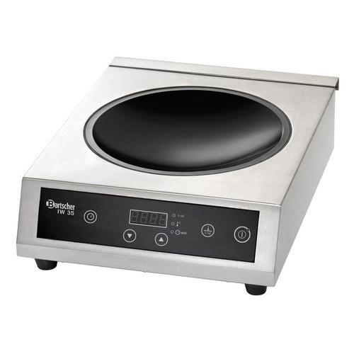 Индукционная плита ВОК IW 35-Bartscher