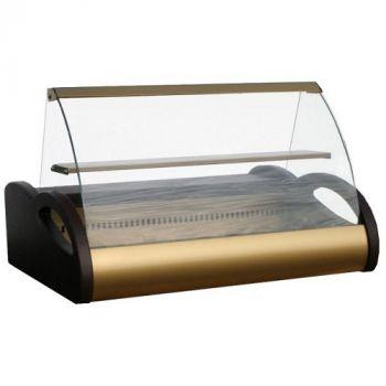 Морозильная витрина Арго Люкс ВХСн-1,0-Полюс