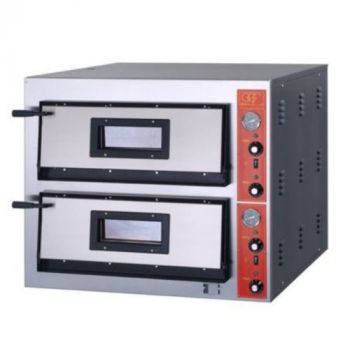 Печь для пиццы E 4+4/A-GGF