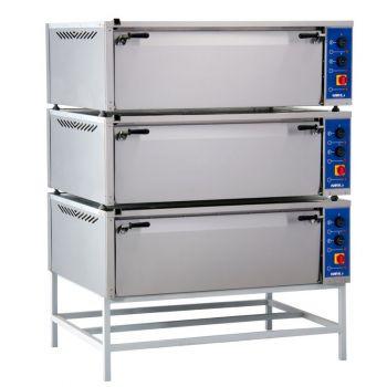 Шкаф пекарский трехсекционный ШП-3-Кий-В