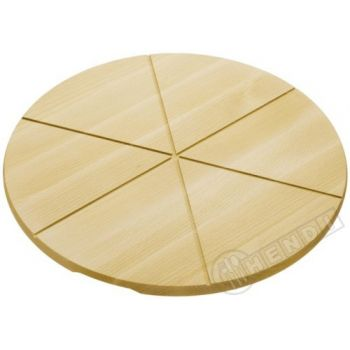 Доска для пиццы деревянная  300-Hendi