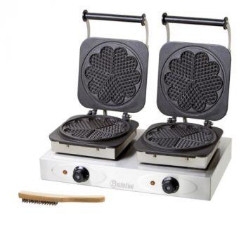 Аппарат для выпечки вафель 370 161 Bartscher