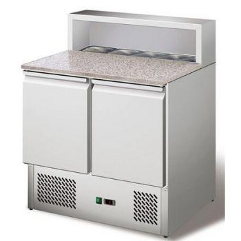 Стол для пиццы c гранитной столешницей SRP S900-Rauder