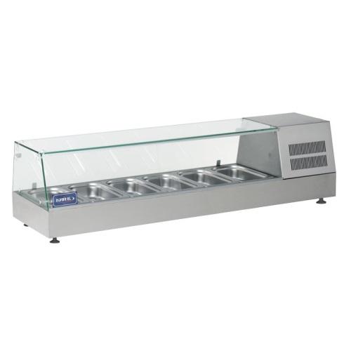 Витрина настольная холодильная ВХН-6-1400-Кий-В