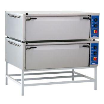 Пекарский шкаф двухсекционный ШП-2-Кий-В