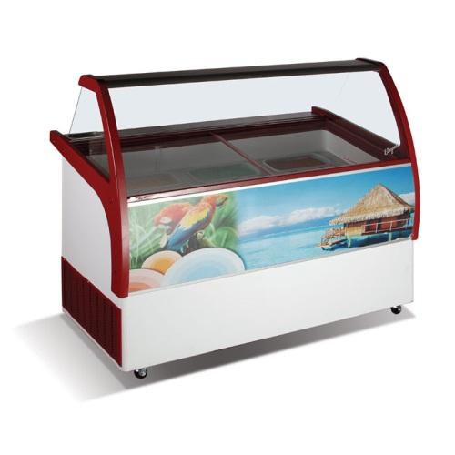 Ларь-витрина для мягкого мороженного Венус Elegante-46-Crystal купить онлайн №1