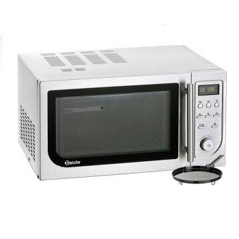 Микроволновая печь с подачей горячего воздуха и грилем 610835-Bartscher
