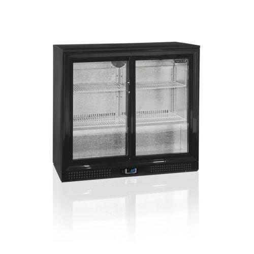 Барный холодильный шкаф DB200S-I -Tefcold