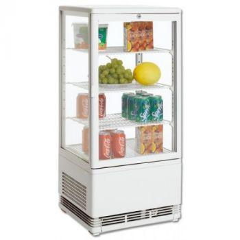 Шкаф-витрина холодильная RT 78L - Ewt Inox