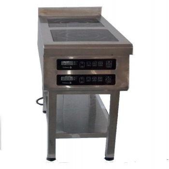 Плита индукционная 2х конфорочная 3,5 кВт напольная (900 линия) - Tehma